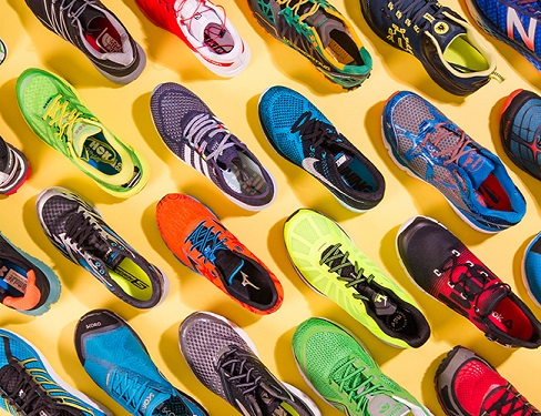 scarpe colori